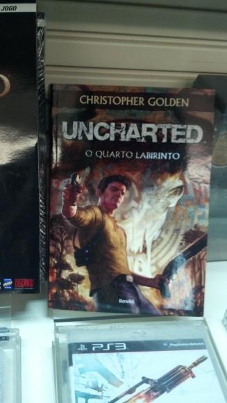 Uncharted - livro