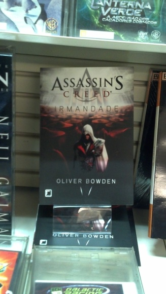 Assassin's Creed Brotherhood - book